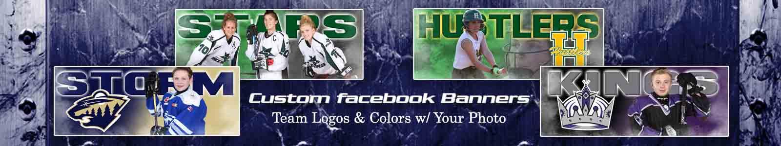 5 Face Book Banner